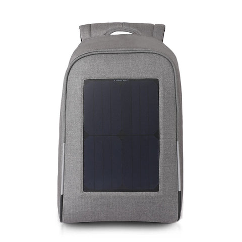 Exclusive Waterproof Solar power External USB Charging Multifunctional Backpack