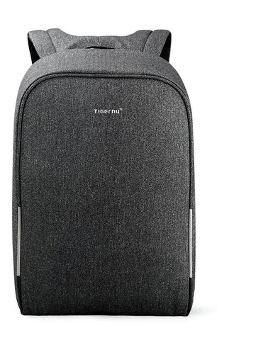 Hardback Professional Travel friendly TSA laptop backpack with external USB chaging port