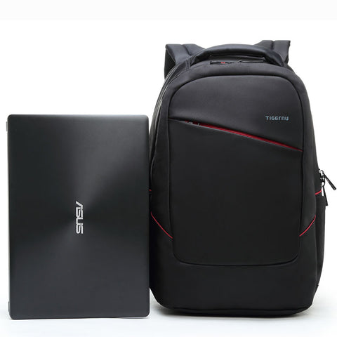 FASHION TECH - sleek innovative backpack laptop bag - itechitrek