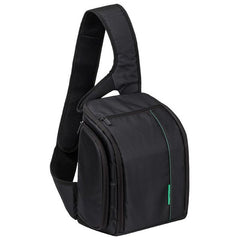 DSLR Camera Bag w/ dual opening waterproof anti-theft - itechitrek
