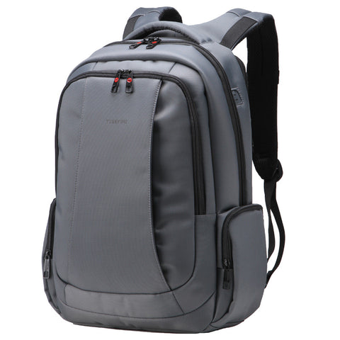 "ZIP POP - Spacious Laptop backpack with multi pockets 14""-17 sizes - itechitrek"
