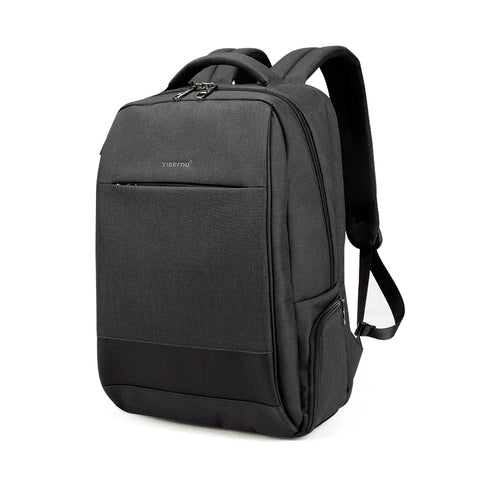 MINIMAL PREP - Clean line sturdy back pack with multiple compartments