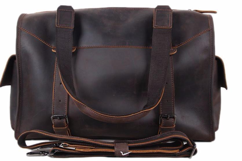 dc999e27e518 EXTRA LARGE GENUINE LEATHER TRAVEL BAG, MEN DUFFLE BAG, TRAVELLING TOTE BAG