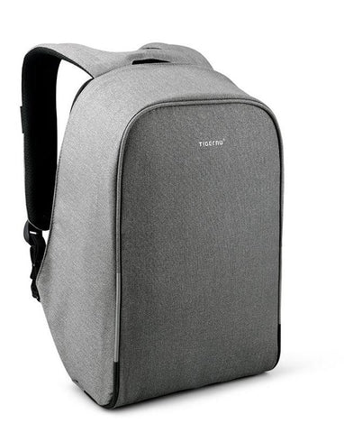 Hardback Professional Travel friendly TSA laptop backpack with external USB charging port