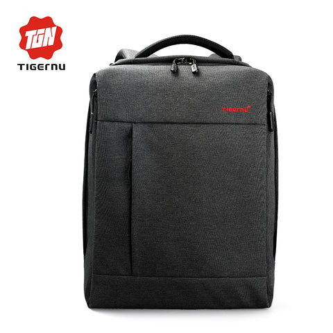 BOSS BAG - Exclusive Professional and Leisure Waterproof Scratch Resistant Laptop Backpack with External USB