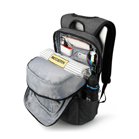 Exclusive Professional Urban Professional Laptop Backpack with External USB Port
