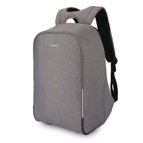 Professional Hardback Secure USB external charging Laptop Backpack