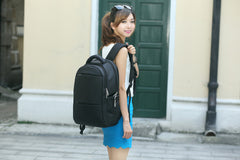 SAFE PACK - Laptop Backpack waterproof with anti-thef nylon Tigernu - itechitrek