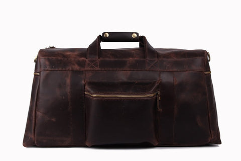 LARGE DUFFLE BAG, LAPTOP BAG, WEEKEND OVERNIGHT BAG, MEN'S TRAVEL BAG