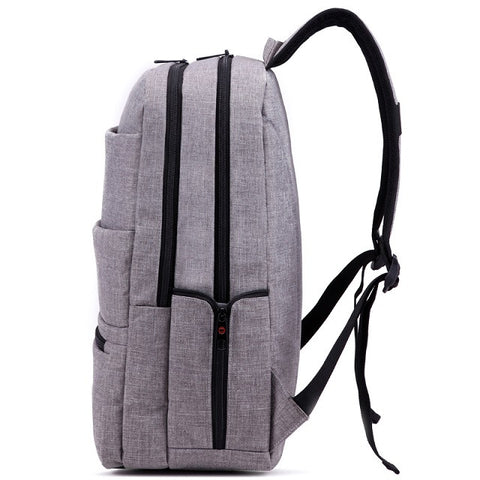 OUTER LIMIT - Laptop bag with functional exterior pockets - itechitrek