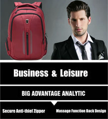 ULTIMATE SUPPORT - Health first Business Backpack - itechitrek