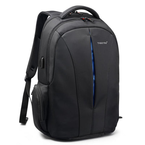 TECH ICON - USB Charging Backpack - Sleek Design