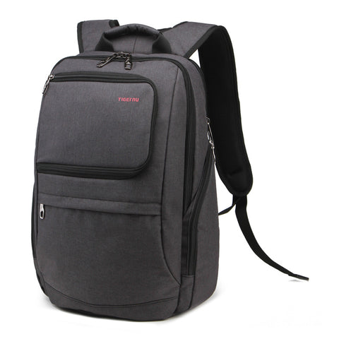 THE SUBURBAN - Multi Functional laptop backpack - itechitrek