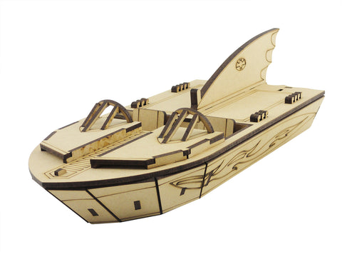 The Bat Boat - One of the best kids presents ever - The Australian Puzzle Company
