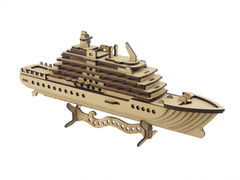 Cruise Ship - The Australian Puzzle Company