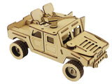 Humvee with Moving Parts - The Australian Puzzle Company