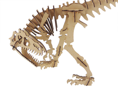 Savage Allosaurus - Perfect gift for the explorer! - The Australian Puzzle Company