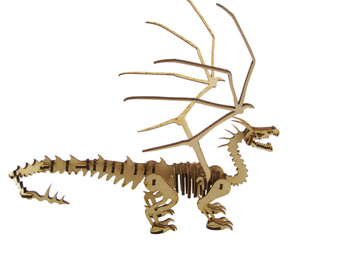 Dragon Skeleton - The Australian Puzzle Company