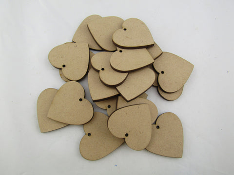 MDF Hearts with Holes - The Australian Puzzle Company