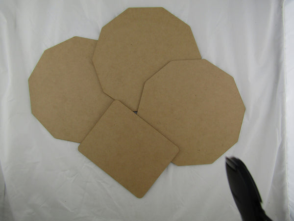 Octaganonal Shapes
