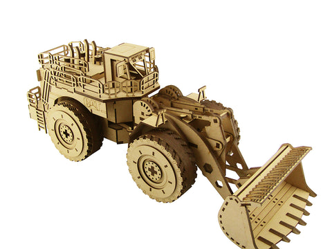 CAT 994 Loader - With moving Parts - The Australian Puzzle Company