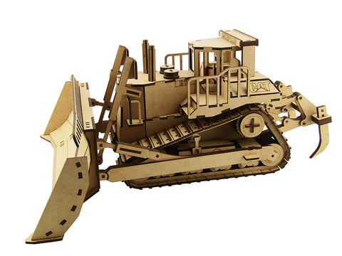 CAT D11 Dozer - The Australian Puzzle Company