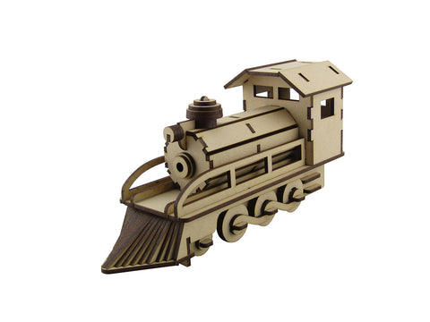 Steam Train - The Australian Puzzle Company