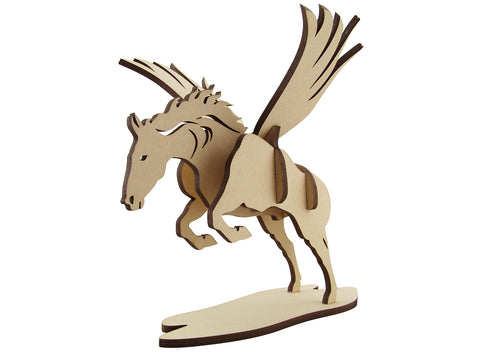 The Leaping Pegasus - The Australian Puzzle Company