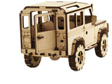 Land Rover Defender 90 Series - The Australian Puzzle Company