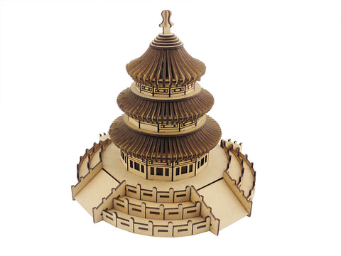 Temple of Heaven - The Australian Puzzle Company