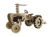 Vintage Farm Tractor - The Australian Puzzle Company