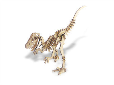Raptor What a savage guy! Build, Decorate & play!