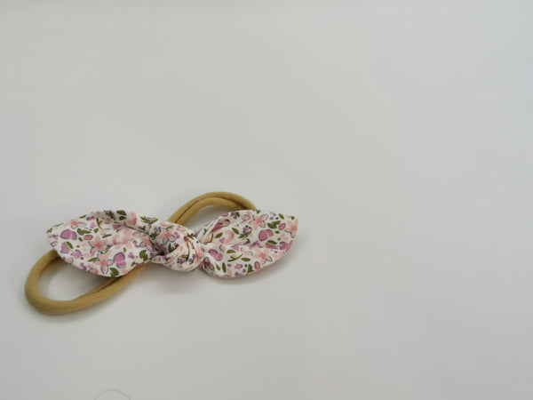 Floral Knot-bow Headbands