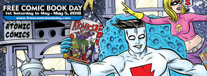 Free Comic Book Day Is Here!