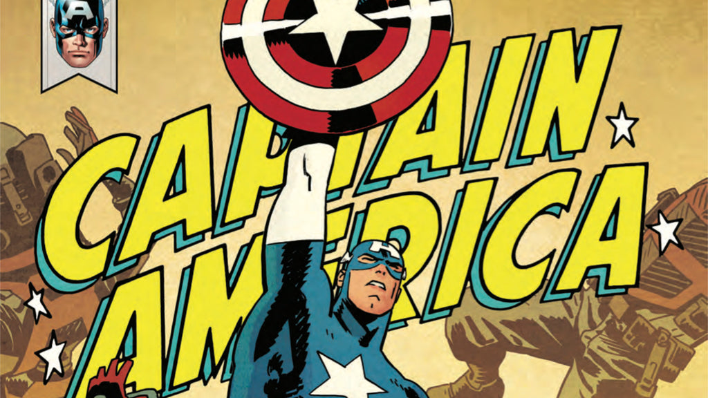 Freakopolis Reviews Captain America #695