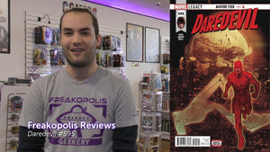 Freakopolis Reviews Daredevil #595