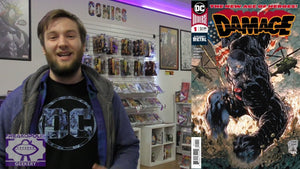 Freakopolis Reviews DC's Damage #1