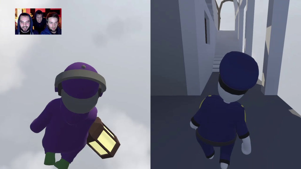 Officer Mores and The Punk Tackle Human: Fall Flat! (Part 1)