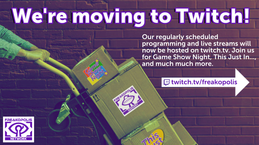 Making the Move to twitch.tv