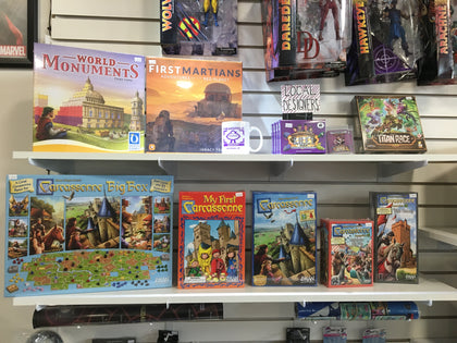 Games in Stock