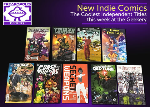 New Indie Comics 7/19