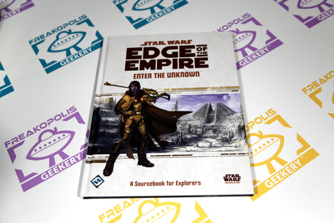 Edge of the Empire Enter the Unknown Cover