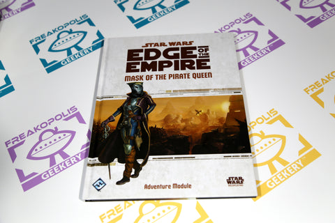 Edge of the Empire Mask of the Pirate Queen Cover