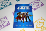 FATE: Accelerated Rule Book Cover
