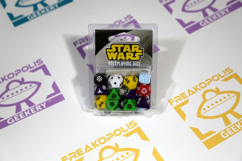 Star Wars Role-Playing Game Dice Front