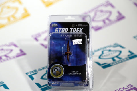 Star Trek Attack Wing Ni'Var