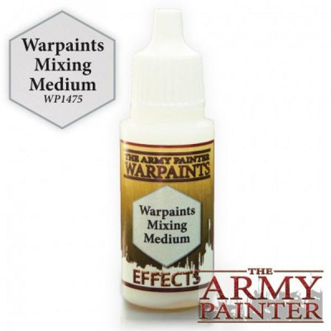 Warpaints: Mixing Medium 18ml