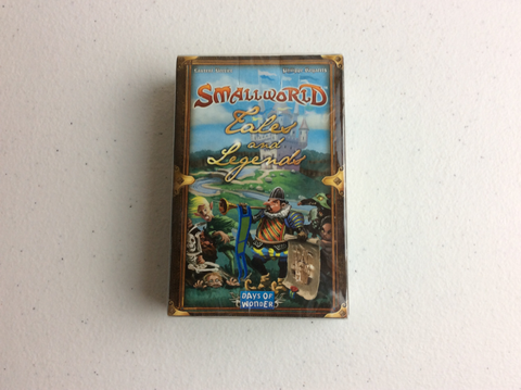 Smallworld: Tales and Legends Expansion