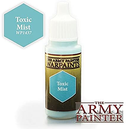 Warpaints: Toxic Mist 18ml