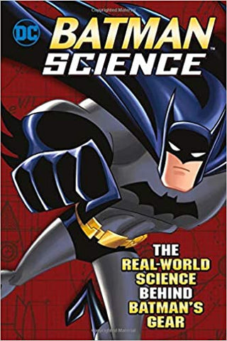 Batman Science Young Readers Handbook